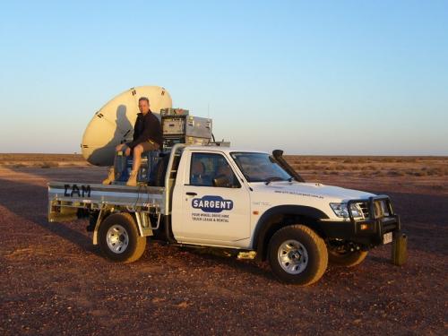 The crew of Pilarzyck Media Group in Australia