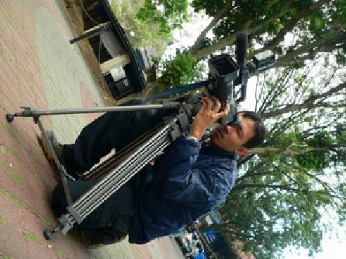 adi ready to shoot