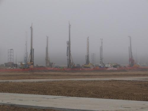 Pipeline area