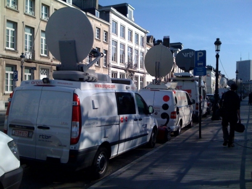 Alice Production to meet friends from Arqiva