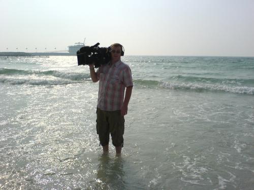 IN the Persian Gulf