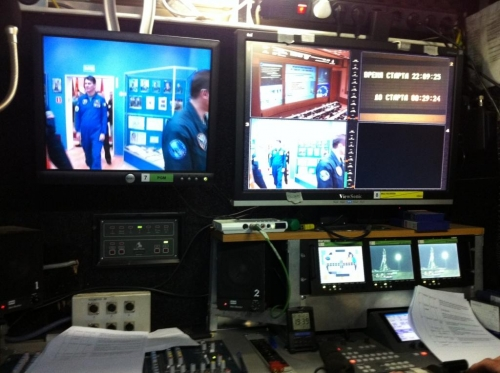 At the moment docking to ISS is scheduled Dec 17 at 20:12 GMT followed by hatch-opening/welcome ceremony, both phases will be relayed live by ESA TV.