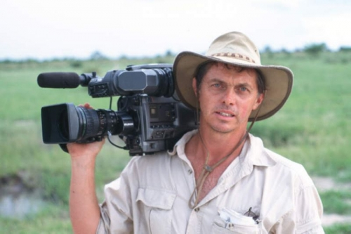 Anthony Irving - Cameraman, producer, director - Africa - south of the Equator