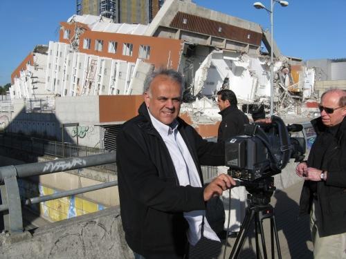 Last Earthquake in Chile
