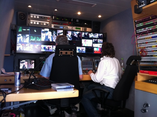 CBC Crew at work