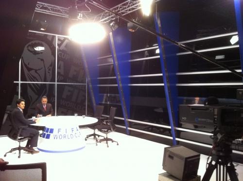 Al-Jazeera Event Studio
