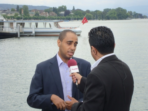 İHA - Live interviews from the FIFA Congress - Zurich