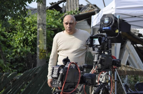 Cameraman / producer with Francaise, Englisch, Romanian