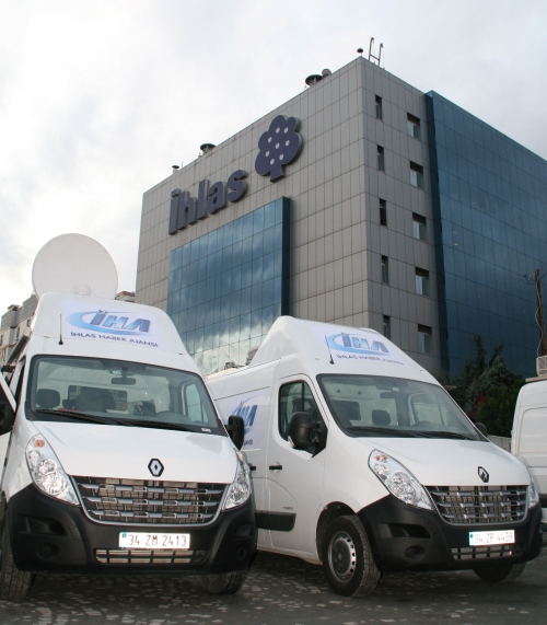 IHA Satellite and Technical Engineering Department bulit two more mobile SNG trucks and started using those for serving clients.