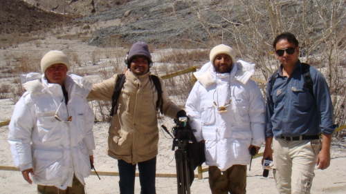 Siachen Giyari Sector Incident