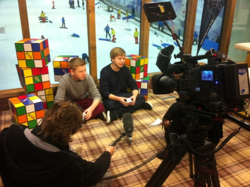 gofilm.tv on location: German national championships of speedcurbing