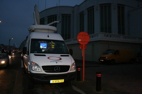 Uplink to Belgian Ment TV and French AB3