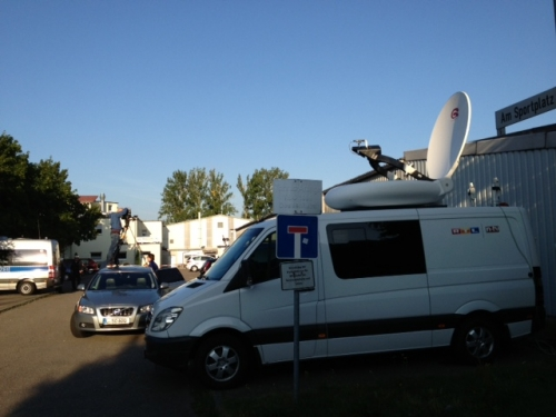 on assignment for RTL and n-tv