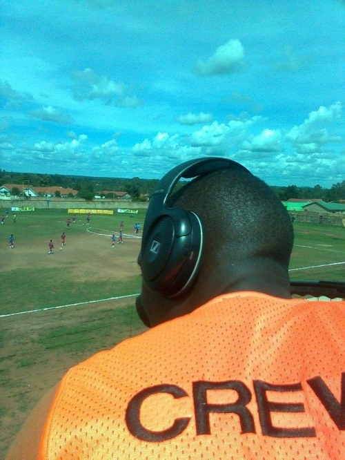 SOCCER PRODUCTION IN THE NORTHERN PART OF UGANDA