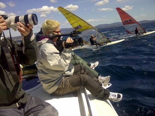 Hyeres sailing
