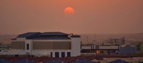 Sunset over Kurdistan