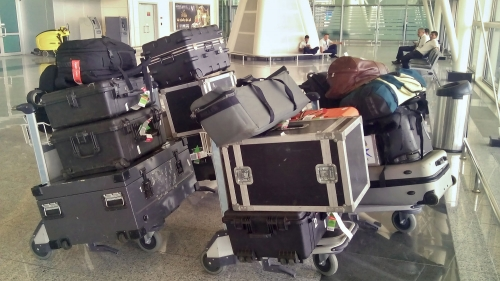 Full HD IATA fly away. Multi path.