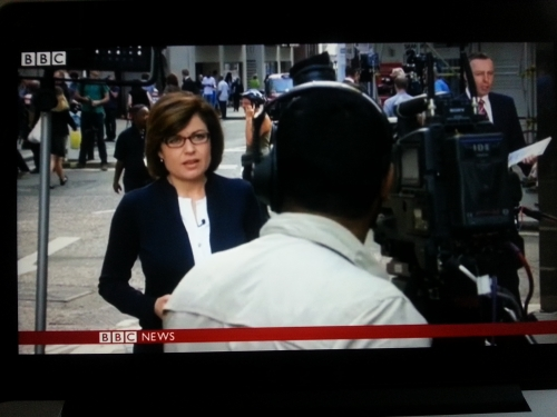 BBC Liveshot from Old Bailey. Contact:  hussainm.mohammad@outlook.com