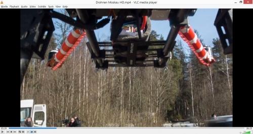 TVDATA Camera man operating Camera: Canon Mark lll, Lens: Canon f 24mm, And a Drone:Tarot 960, gimbal DJI Zenmuse-15 5D lll