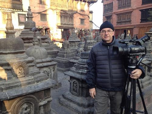 Kathmandu_Swayambhunath_temple-Cameraman Jan Polak_Auckland New Zealand
