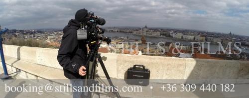 Canon C300 Mark II with Canon Cinema Prime lenses for FIFA TV
