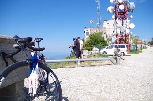 Filming in Girona for Gonzoe