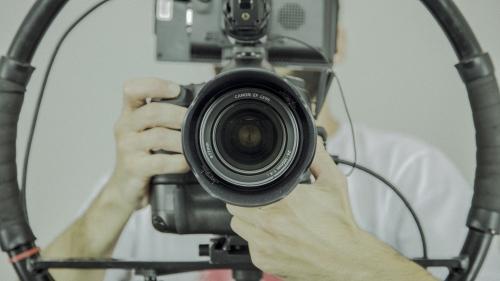One-man-band Videographer
