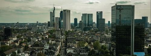 movik media, aerial drone shot, skyline