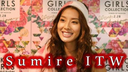 Fashion TV interview of super model Sumire