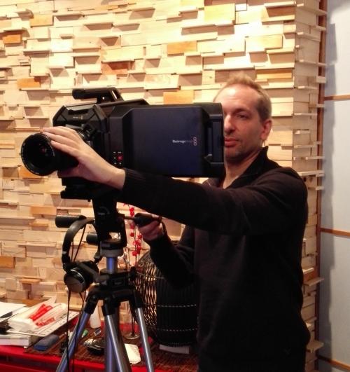 TV drama Shooting