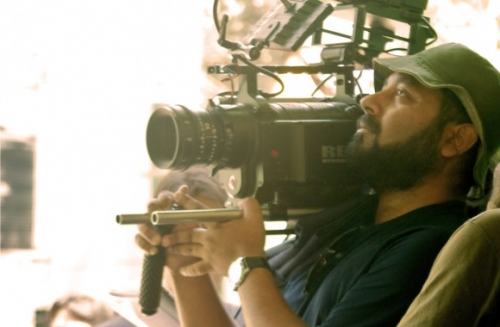 Shooting for ARK