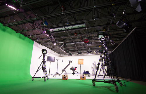 DC Video Studio offeres a blank canvas or total video production support
