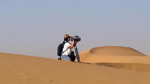 Lu Liu-Beijing based camerawoman