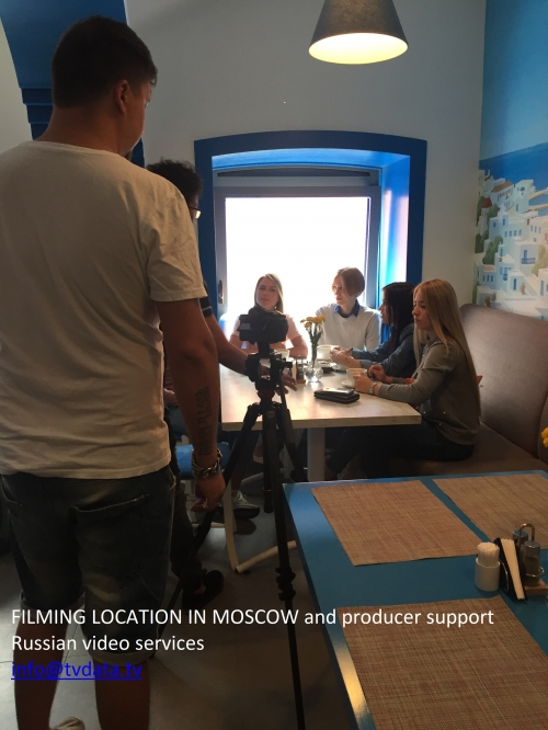 TVDATA. TV is operation from Moscow and London offices and provides media services all over Russia. We worked with various international broadcasters on Short Films, Adverts, Commercials and Feature films.