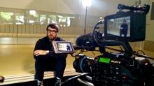 Bilingual cameraman filming in Madrid and Barcelona.