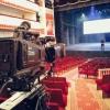 Multi Cam. Filming in Alexandrinsky Theatre