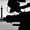 Filming for ORF in Saint Petersburg / Documentary about military blockade of Leningrad