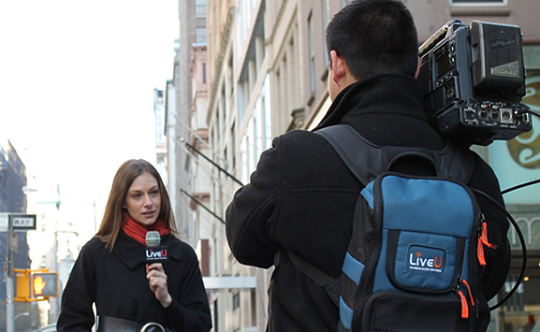 Links Broadcast offers LiveU's video transmission systems for hire in London and UK.