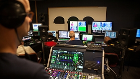 Brussels: LiveIP studio to host debate on live IP production.