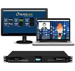 Quicklink's Remote Communicator solution.