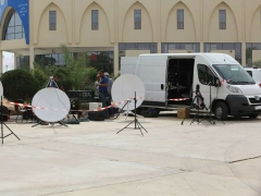 Sahara Media provides SNG satellite services in Morocco, Senegal and Mauritania.