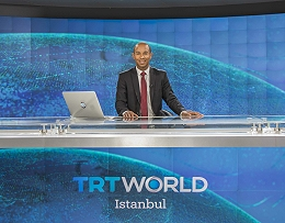 TRT World uses Globecast to extend its international reach.