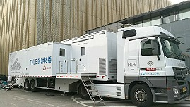 TVLB offers the hire of UHD/4K OB vans in Beijing and throughout China.