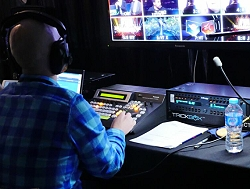 Trickbox TV provides live broadcast services in London.